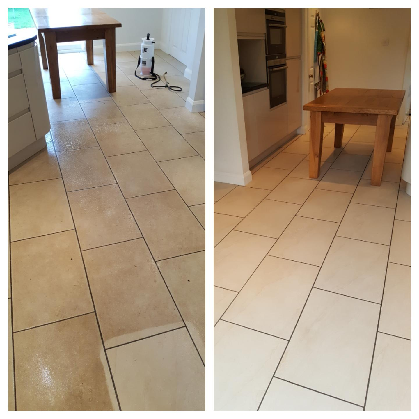tile cleaning york
